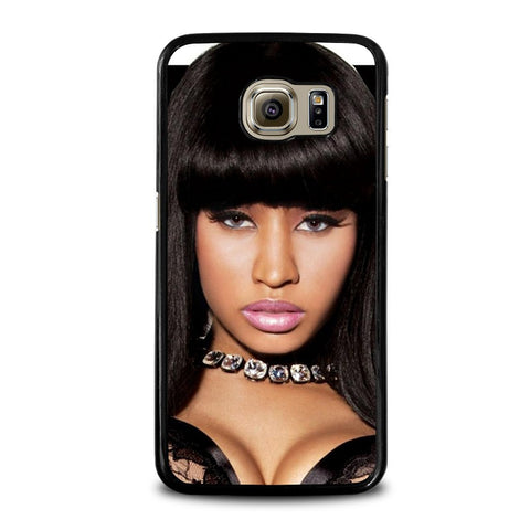 NICKI-MINAJ-IN-BLACK-samsung-galaxy-s6-case-cover