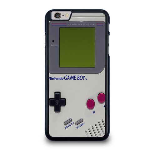 NINTENDO-GAME-BOY-iphone-6-6s-plus-case-cover
