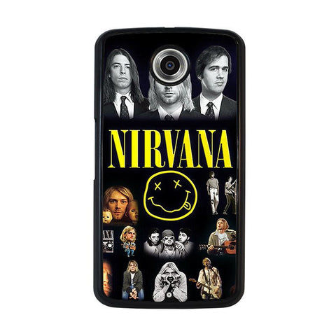 NIRVANA-nexus-6-case-cover