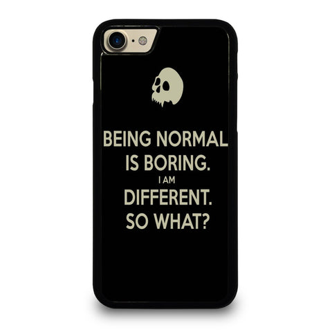 NORMAL-IS-BORING-QUOTES-Case-for-iPhone-iPod-Samsung-Galaxy-HTC-One