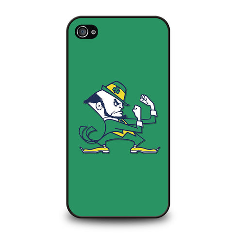 NOTRE DAME FIGHTING-iphone-4-4s-case-cover