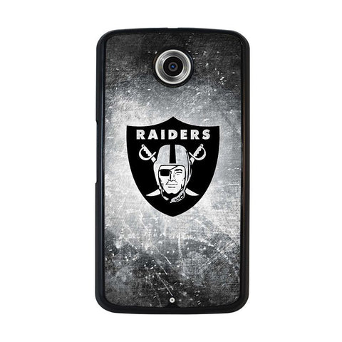 OAKLAND-RAIDERS-nexus-6-case-cover
