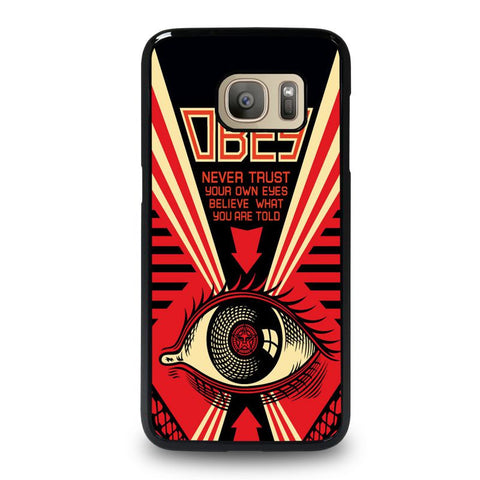 OBEY-NEVER-TRUST-samsung-galaxy-S7-case-cover
