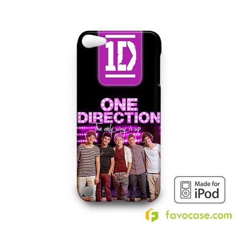 ONE DIRECTION 2 Niall Zayn Liam Harry Louis iPod Touch 4, 5 Case Cover