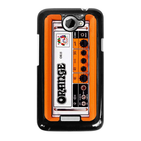 ORANGE-AMP-GUITAR-HTC-One-X-Case-Cover