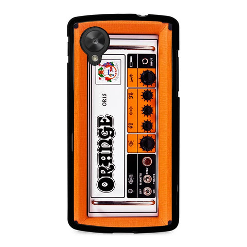 ORANGE-AMP-GUITAR-nexus-5-case-cover