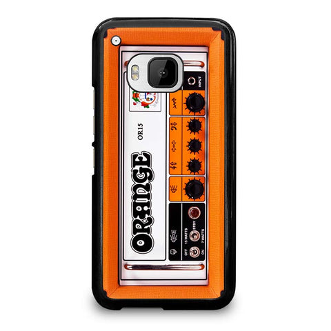 ORANGE-AMP-GUITAR-HTC-One-M9-Case-Cover