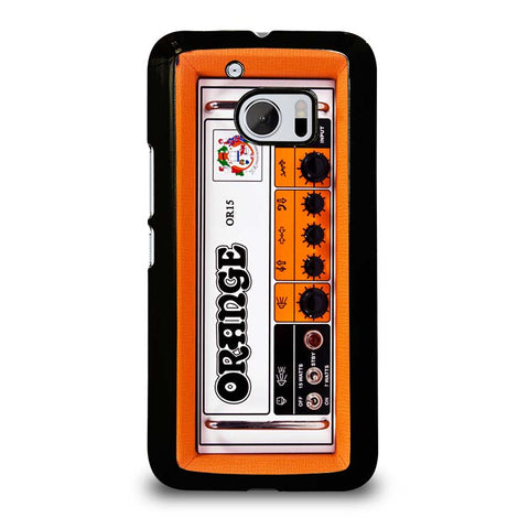 ORANGE-AMP-GUITAR-HTC-One-M10-Case-Cover
