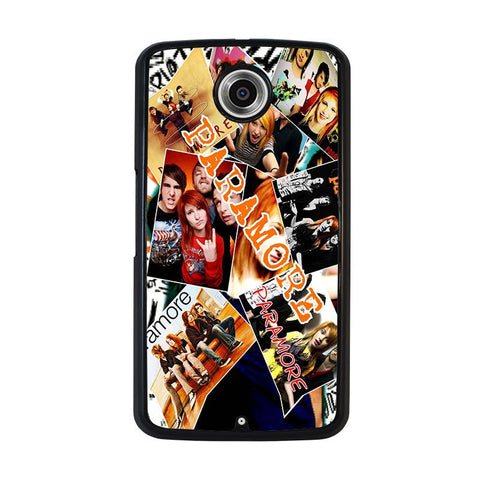 PARAMORE-COVER-BAND-nexus-6-case-cover