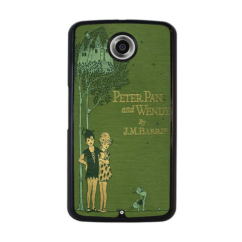 PETER-PAN-AND-WENDY-nexus-6-case-cover