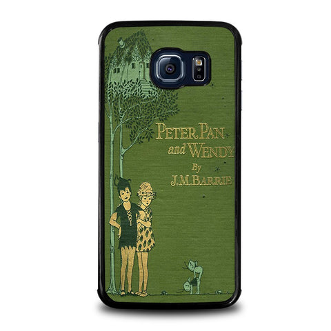 PETER-PAN-AND-WENDY-samsung-galaxy-s6-edge-case-cover