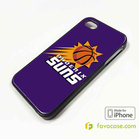PHOENIX SUNS iPhone 4/4S 5/5S/SE 5C 6/6S 7 8 Plus X Case Cover