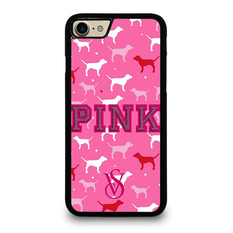 PINK-DOG-VICTORIA'S-SECRET-case-for-iphone-ipod-samsung-galaxy