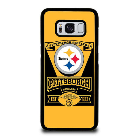 PITTSBURGH-STEELERS-1933-samsung-galaxy-S8-case-cover