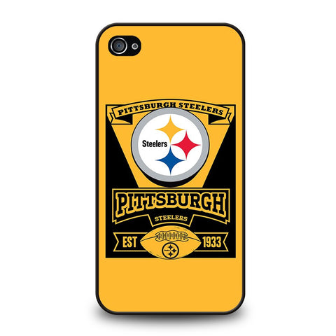 PITTSBURGH-STEELERS-1933-iphone-4-4s-case-cover