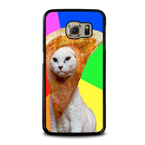 PIZZA-CAT-1-samsung-galaxy-s6-case-cover