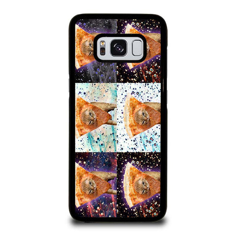 PIZZA-CAT-2-samsung-galaxy-S8-case-cover