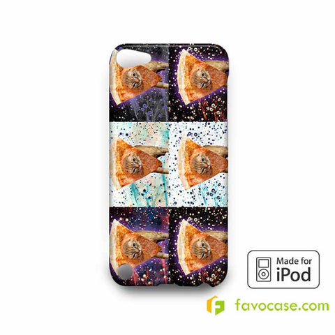PIZZA CAT 2  iPod Touch 4 5 6 Case