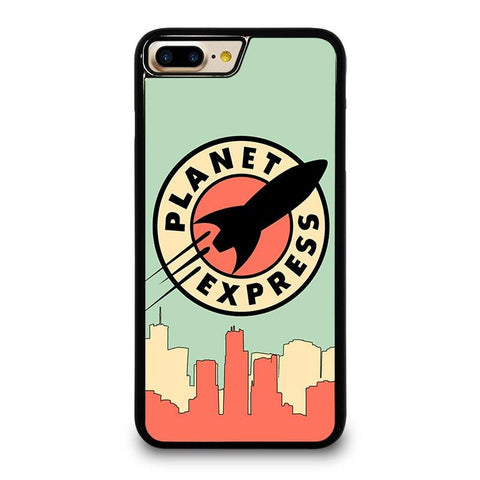 PLANET EXPRESS FUTURAMA iPhone 4/4S 5/5S/SE 5C 6/6S 7 8 Plus X Case Cover