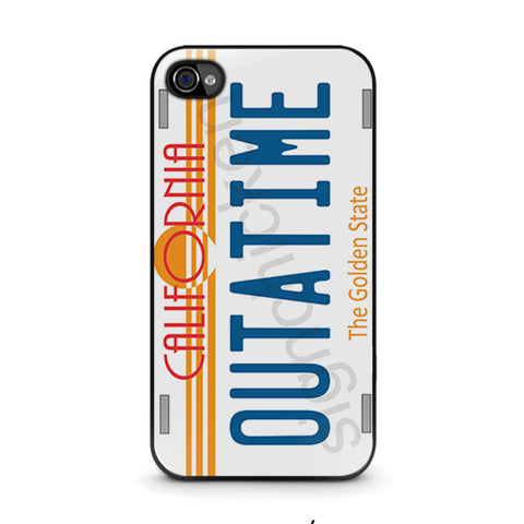plate-license-california-iphone-4-4s-case-cover