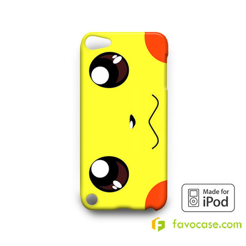 POKEMON 1 Pocket Monsters Pikachu iPod Touch 4, 5 Case Cover
