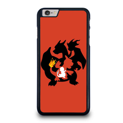 POKEMON-CHARMANDER-CHARMELEON-CHARIZARD-iphone-6-6s-plus-case-cover
