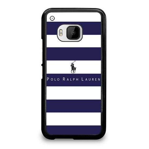 POLO-RALPH-LAUREN-STRIPE-HTC-One-M9-Case-Cover