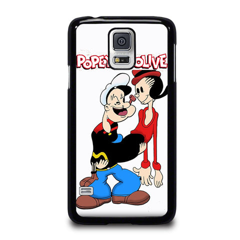POPEYE-AND-OLIVE-In-Love-samsung-galaxy-s5-case-cover