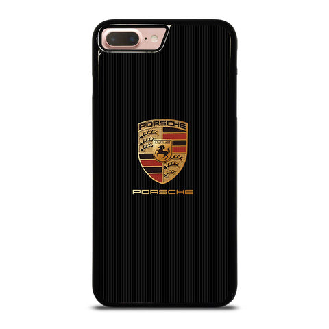 PORSCHE-LOGO-iphone-8-plus-case-cover
