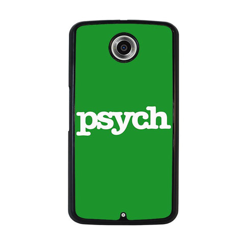 PSYCH-nexus-6-case-cover