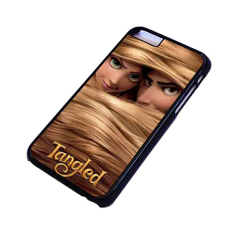 RAPUNZEL TANGLED Disney iPhone 4/4S 5/5S/SE 5C 6/6S 7 8 Plus X Case Cover