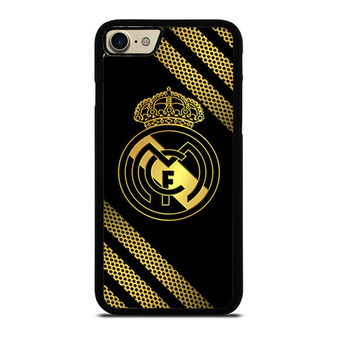 REAL MADRID GOLD NEW-iphone-7-case-cover