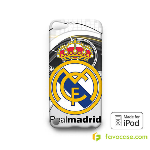REAL MADRID Football Club FC  iPod Touch 4, 5 Case Cover