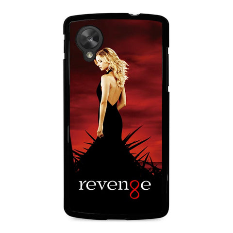 REVENGE-EMILY-VANCAMP-nexus-5-case-cover