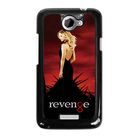 REVENGE-EMILY-VANCAMP-HTC-One-X-Case-Cover