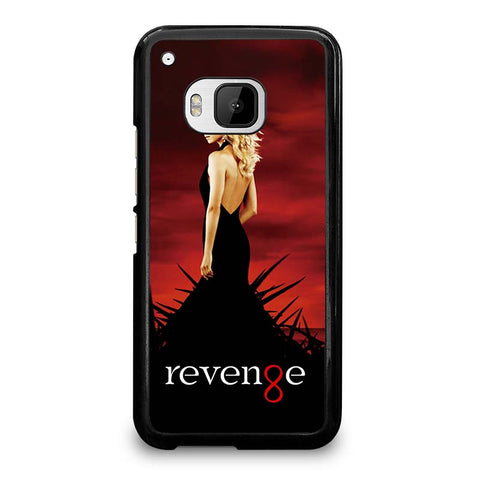 REVENGE-EMILY-VANCAMP-HTC-One-M9-Case-Cover