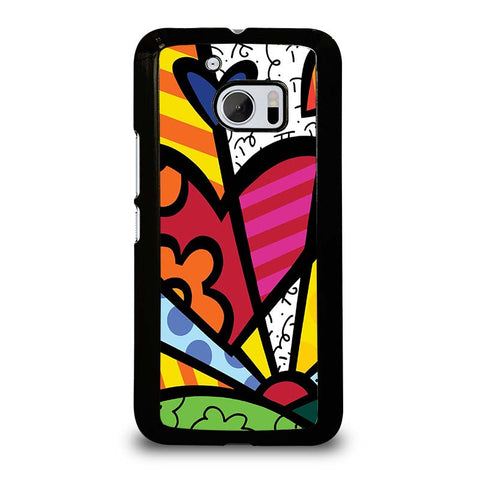 ROMERO-BRITTO-LOVE-HTC-One-M10-Case-Cover