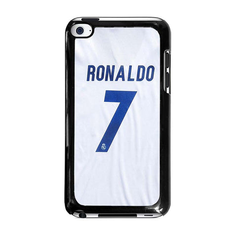 RONALDO-CR7-JERSEY-REAL-MADRID-ipod-touch-4-case-cover
