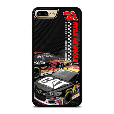 RYAN NEWMAN 31 NASCAR iPhone 4/4S 5/5S/SE 5C 6/6S 7 8 Plus X Case - Best Custom Phone Cover Design