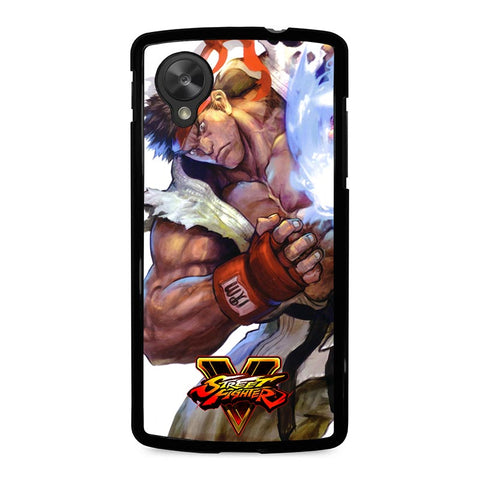 RYU-STREET-FIGHTER-V-nexus-5-case-cover