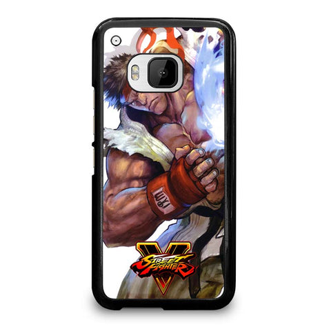 RYU-STREET-FIGHTER-V-HTC-One-M9-Case-Cover