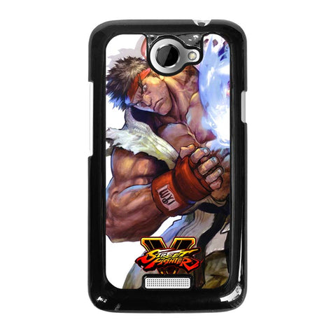 RYU-STREET-FIGHTER-V-HTC-One-X-Case-Cover