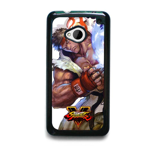RYU-STREET-FIGHTER-V-HTC-One-M7-Case-Cover
