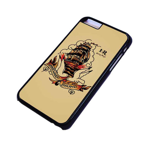 SAILOR JERRY Tattoo iPhone 4/4S 5/5S/SE 5C 6/6S 7 8 Plus X Case Cover