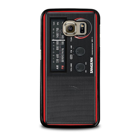 SANGEAN-RED-RADIO-samsung-galaxy-s6-case-cover