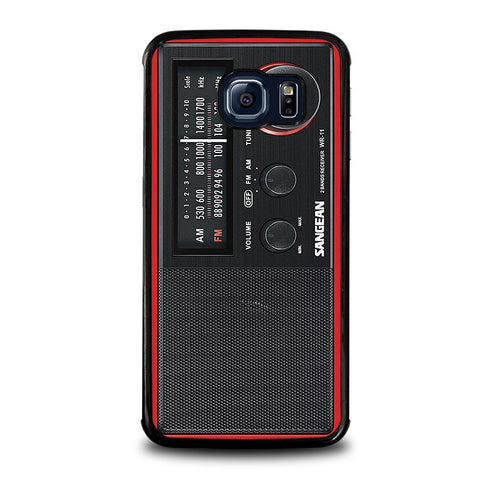 SANGEAN-RED-RADIO-samsung-galaxy-s6-edge-case-cover