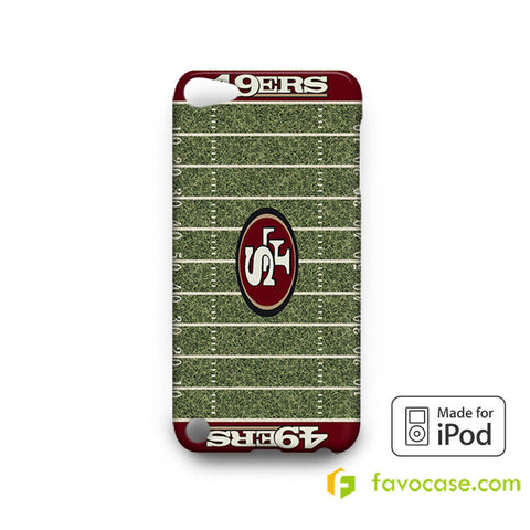 SAN FRANCISCO 49ERS 1 Football Team NFL  iPod Touch 4 5 6 Case