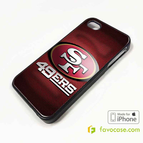 SAN FRANCISCO 49ERS 2 Football Team NFL iPhone 4/4S 5/5S/SE 5C 6/6S 7 8 Plus X Case Cover