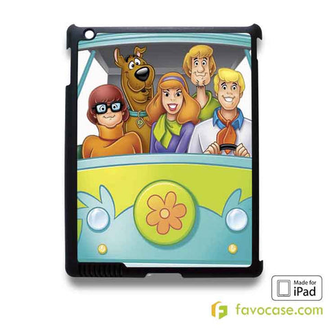 SCOBYY DOO 2 iPad 2 3 4 5 Air Mini Case Cover