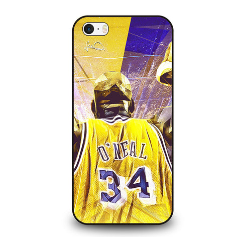 SHAQUILLE-O'NEAL-LA-LAKERS-iphone-se-case-cover
